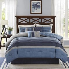 Madison Park Saban 7-Piece Comforter Set