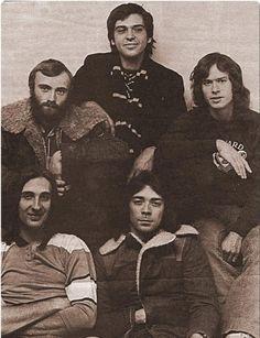 Genesis, 1975