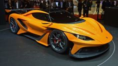 Apollo Arrow rises from Gumpert ashes with 1,000 hp - Autoblog