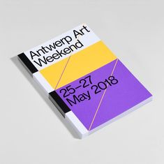 Save the date @antwerpart