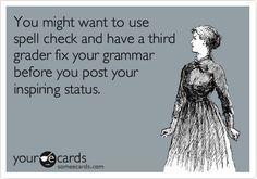 love this!!! #grammar