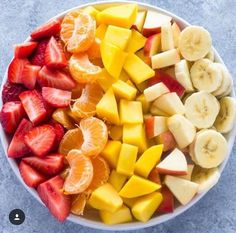 20 Healthy Snacks That Won't Leave You Hungry Obstsalat mit Honig-Joghurt-Sauce Healthy Meal Prep, Healthy Drinks, Healthy Eating, Healthy Recipes, Healthy Foods, Healthy Snacks To Make, Healthy Fruits, Think Food, I Love Food