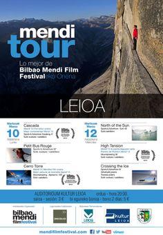 Mendi Tour, martxoak 10-12an, Leioan  http://www.mendifilmfestival.com/index.php/eu/inicio-tour/249-mendi-tour-leioa-2014