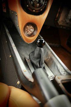 1969 camaro pro touring custom interior 69 HixDesign