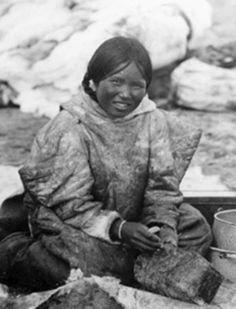 The Canadian Inuit were divided into 8 main groups: Labrador Inuit, Ungava/ New Quebec Intuit, Baffin Island, Igloolik, Caribou, Netsilik, Copper, and Western Arctic Inuit. The Inuits were previously called Eskimos. They were the last Native American tribe to arrive in North America and they were forced North because all of the good land in the south was taken.