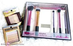 Iherb Real Techniques brushes kit physician formula #makeup #beauty #haul #maquillaje #belleza