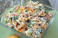 Neiman Marcus Dip (also known in the south as catch-a-man dip