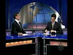 An oldie, but goodie. Steve Carrell & Stephen Colbert - Islam vs Christianity on The Daily Show!