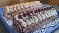 Cookies Roses, Brownie Recipes, Cake Recipes, German Baking, German Cake, Birthday Cakes For Women, Dream Cake, Macaron, Food Cakes