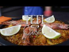 Paella | Tefi en Casa - YouTube
