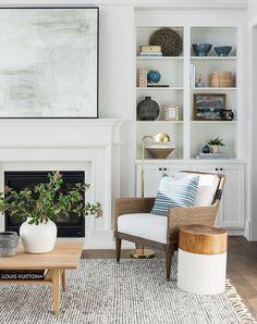 Old Pharmacy Floor Lamp - Bronze. Old Pharmacy Floor Lamp – McGee Decor, Living Room Inspiration, Room Inspiration, Family Room, Living Decor, Stylish Bedroom Design, Interior Design, Home Decor, House Interior