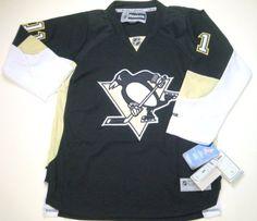 NHL Reebok Pittsburgh Penguins Jordan Staal Youth S/M Stitched Premier Jersey Black by Reebok. $39.99. NHL Reebok