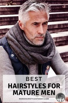 style fashion men over 50 Best Hairstyles For Older Men - Cool Haircuts For Men Over 50 mens fashion style men menswear daily over 50 Dress Well hair Older Mens Fashion, Old Man Fashion, Fashion Looks, Fashion For Men Over 50, Style Fashion, 50 Plus Mens Fashion, Clothes For Men Over 50, Mens Scarf Fashion, Fashion Menswear