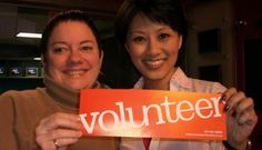 April is National Volunteer Month: What are you going to do?
