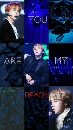 YOU ARE MY DEMON