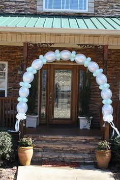 Wedding Shower Arch