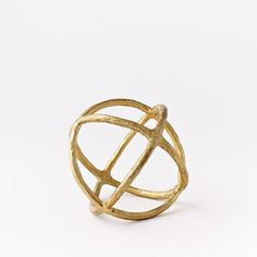 Small Sculptural Sphere | west elm
