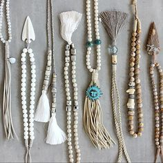 Starting tomorrow through Saturday, we will be having a Trunk Show for the talented, Houston-based designer Michelle Patrick. She will be br
