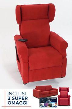 Recliner, 3d Printing, Armchair, Christmas Tree, Smart Tv, Living Room, Furniture, Design, Home Decor