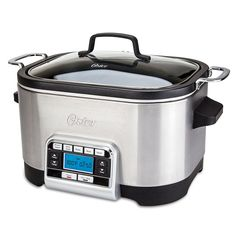 <p>The Oster® One Pot Multi-Cooker does it all. This versatile countertop appliance performs a variety of different cooking functions to steam, bake, roast, brown, sauté and slow cook foods to perfection.</p>