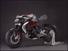 Krax Moto Brutale Concept.