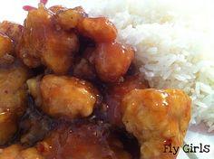 excellent orange chicken recipe