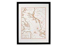 San Francisco Map - One Kings Lane