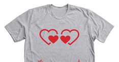 One Shirt Can Make A different. Help Our Children Foundation Inc. Smiley Heart Face - Grab your limited edition Smiley Heart Face merchandise before the campaign closes. Featuring Dark Heather Grey Premium Unisex Tees, professionally printed in the USA. Heart Face, Face Design, Children In Need, Smiley, Fundraising, Heather Grey, Foundation, Campaign, Unisex