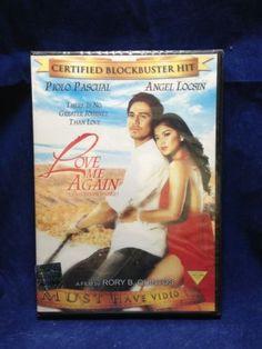 Love Me Again Piolo Pascual & Angel Locsin Filipino DVD