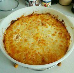 Szaftos rakott krumpli Cornbread, Macaroni And Cheese, Bacon, Ethnic Recipes, Foods, Kitchens, Millet Bread, Food Food, Mac And Cheese