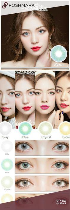Blue Hidrocor II/Aurora/HD FreshGo Blue Hidrocor II/Aurora/HD by FreshGo FreshGo Makeup Eyeshadow