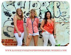 www.kayseennekingphotography.weebly.com Valdosta Ga | Senior and Family Photographer