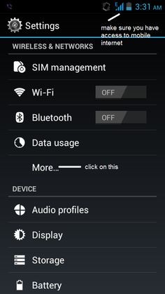 Do you know how to turn your Android Mobile device into a wireless mobile hotspot.