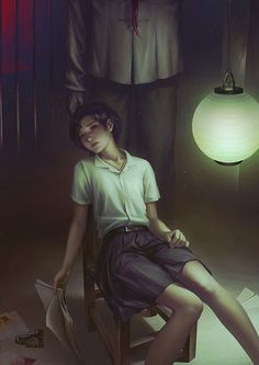 Detention is a horror game developed by Red Candle Games, it's full with Taiwanese culture and mythology. Compare to the game itself my fan art is bored. Character Art, Character Design, Pulp Fiction Art, Rpg Horror Games, Nostalgia, Cute Art Styles, Life Is Strange, Horror Art, Life Drawing