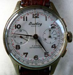 Breitling Cadette 1950