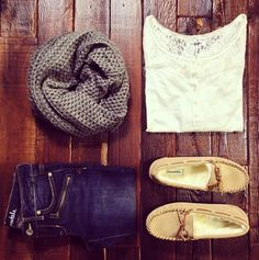 Cute and causal outfit