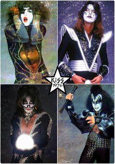 Mistress of Mischief Enchantress of Mayhem I Love It Loud, Kiss Me Love, Best Classic Rock, Classic Rock Albums, Kiss Rock Bands, Kiss Band, Los Kiss, Kiss Group, Vintage Kiss