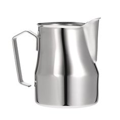 Anself Stainless Steel Professional Milk Frothing Pitcher Milk Foam Container Espresso Measuring Cups * Check out the image by visiting the link. Appliance Parts, Small Appliances, Measuring Cups, Espresso Machine, Kitchenware, Brewing, Tea Pots, Image Link, Container