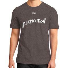 Flexicution Logic Shirt https://zacaca.com/products/flexicution-logic-dont-make-me-give-you-back-to-the-hood-shirt