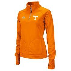 Tennessee Volunteers Ladies Training Quarter Zip Pullover Jacket