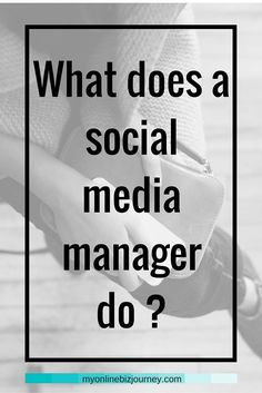 BECOME A PROFITABLE SOCIAL MEDIA MANAGER  Starting a social media management business is NOT that hard.   Check out my full course on Udemy where I walk you through the exact steps I took to start a social media management business on the side that now makes me a 4-figure income PART-TIME.