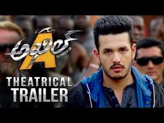 Akhil Theatrical Trailer - http://www.iluvcinema.in/telugu/akhil-theatrical-trailer/