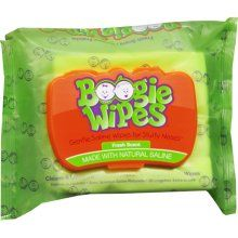 Saline wipes for little kids. These are the best things for young ones because they are super soft. Even with sore noses when a cold hits, these feel cool against the red. We buy them in bulk at Costco whenever we find them! Unscented and grape  $3.00 per pack