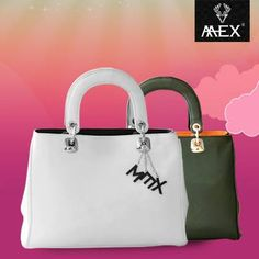 Enjoy as people turn heads wherever you go; flaunt these cool and stylish handbags from Mex!