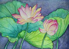 lotus flower in buddhist art - Google Search