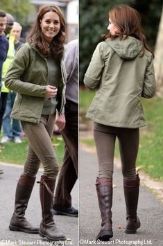 The Duchess in New and Old Pieces for Return from Maternity Leave What Kate Wo Kate Middleton Legs, Kate Middleton Outfits, Princess Kate Middleton, English Country Fashion, British Country Style, Countryside Fashion, Countryside Style, Country Style Outfits, Country Style Fashion