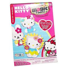 Magic Fabric Hello Kitty Flower Girl Refill Kit * Be sure to check out this awesome product.Note:It is affiliate link to Amazon.