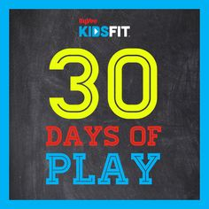 30 Days of Play School Resources, Physical Education, 30 Day, Fun Activities, Physics, Have Fun, Teacher, Student, Play