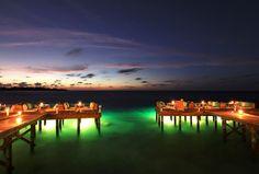 Six Senses Laamu, Malediven, weitere Atolle, Laamu Atoll The Paradise of Heaven: Malediven / Maledives / Maldives Dining & Restaurants - Luxury Maldives Restaurant - Six Senses Laamu