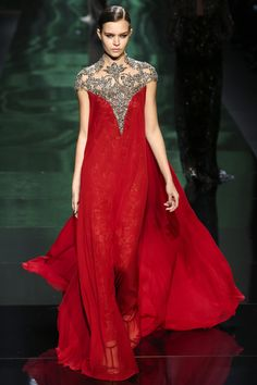 Monique Lhuillier | Fall 2013 Ready-to-Wear Collection | Style.com